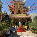 Pagoda at Chi Be
